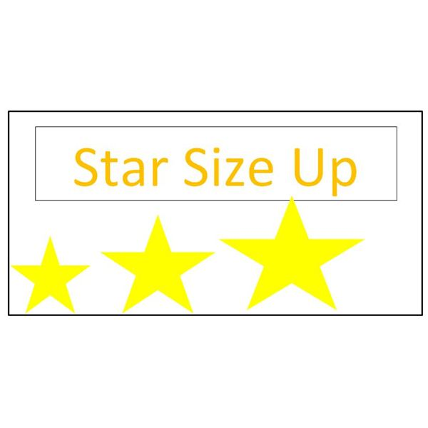 Star Size