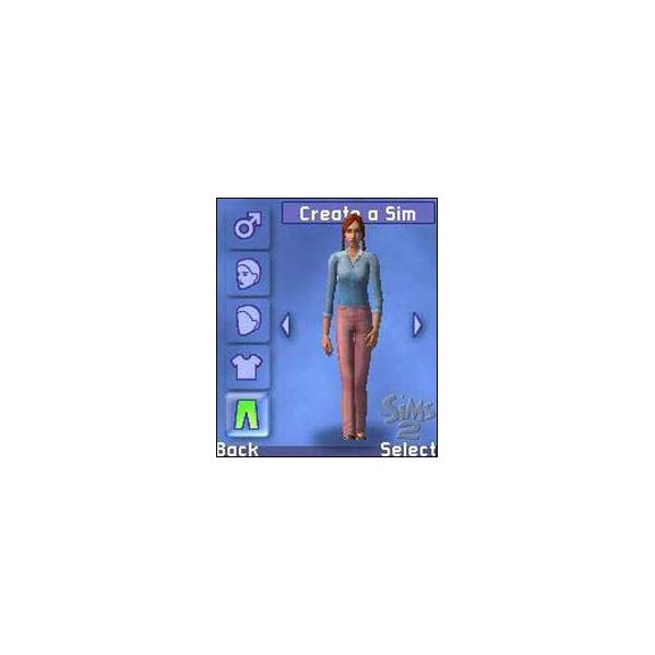 Sims 2 Mobile