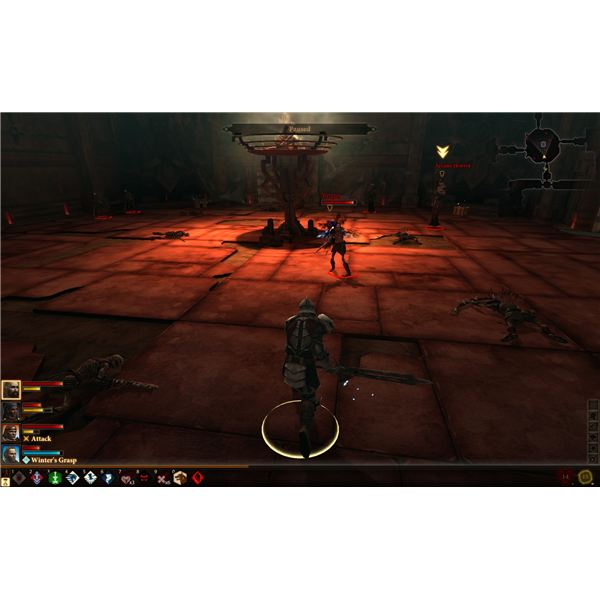 Dragon Age 2 Walkthrough - Cavern of Dead - The Arcane Horror