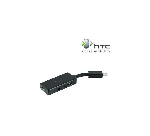 HTC 3-in-1 Audio Adaptor From HTC
