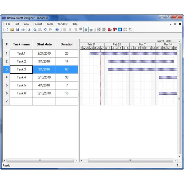 gantt chart examples tutorials and templates free downloads and