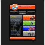 Flash webpage