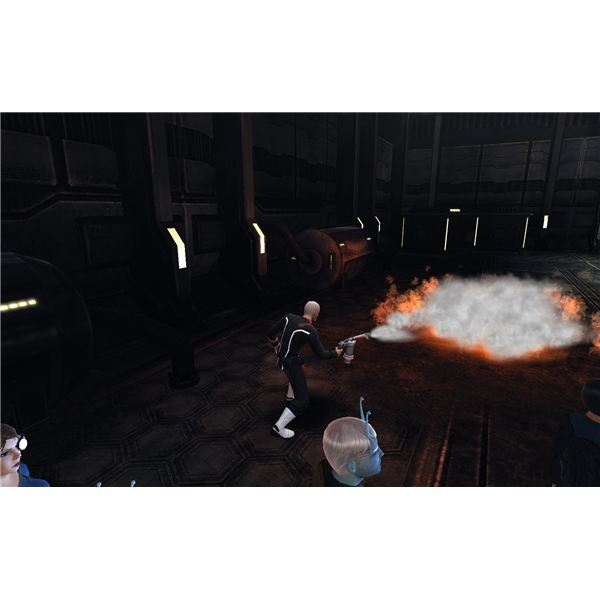Put Out Fires in Star Trek Online