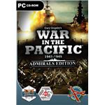 War in the Pacific: Admiral's Edition puts you in the place of an admiral