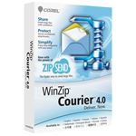 Boxshot of WinZip Courier 4.0