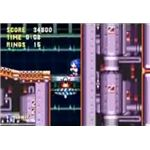 Sonic gameplay is more traditional, requiring the hedgehog to go through countless loops and other such features.