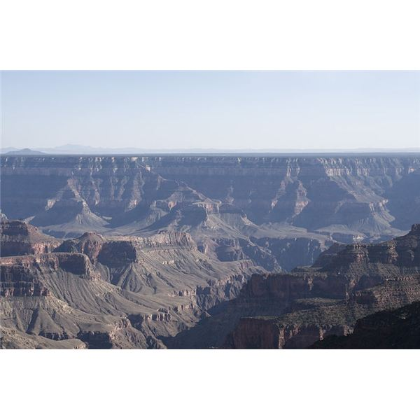 800px-Grand Canyon North Rim View