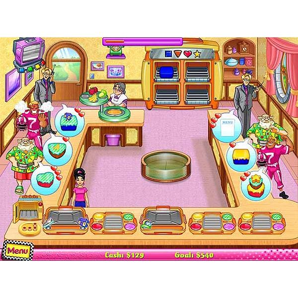 Hints and Tips for Success in Cake Mania Game - To the Max
