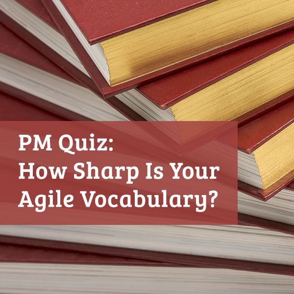 Test Your Agile Terminology: Quick and Fun Quiz