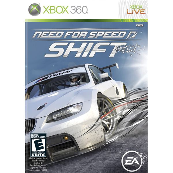 Need for Speed: Shift Boxshot