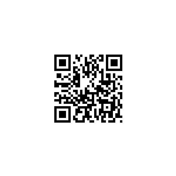 QR Code for the front page of the english Wikipedia website