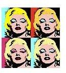 Warhol Marilyn Monroe Silk Screen