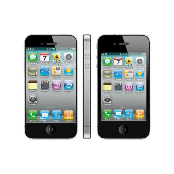 As you can see, a larger screen is possible with iPhone 4 handset dimensions.