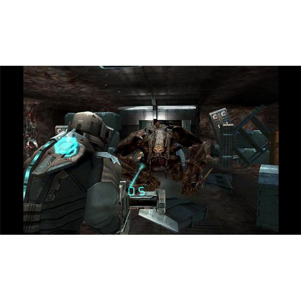 Dead Space Review on iPhone