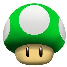 Extra Life Mushroom