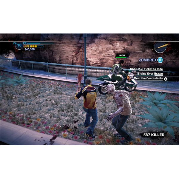 Psychopath Guide - Dead Rising 2 - Leno on the Motorcycle