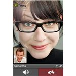 Fring Video Calling