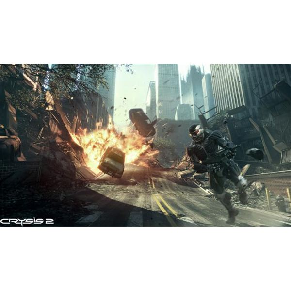 Crysis 2 Run for it screenshot