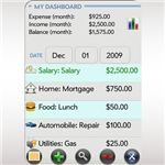 Expense Tracker Palm Pixi App