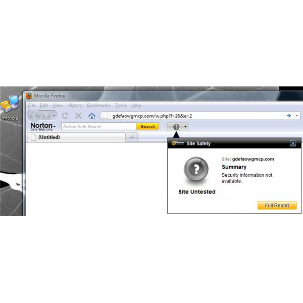 Mebroot Download - Norton Safe Web