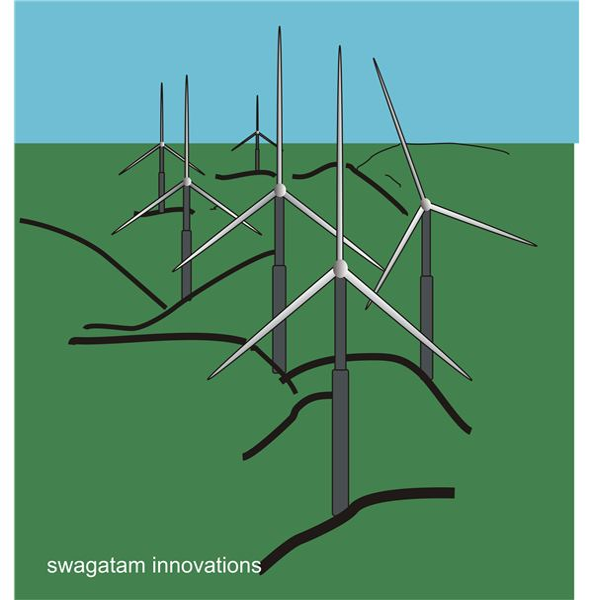 Windmill Farm, Image