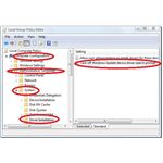 How to stop Windows 7 automatic driver installation - Group Policy Editor