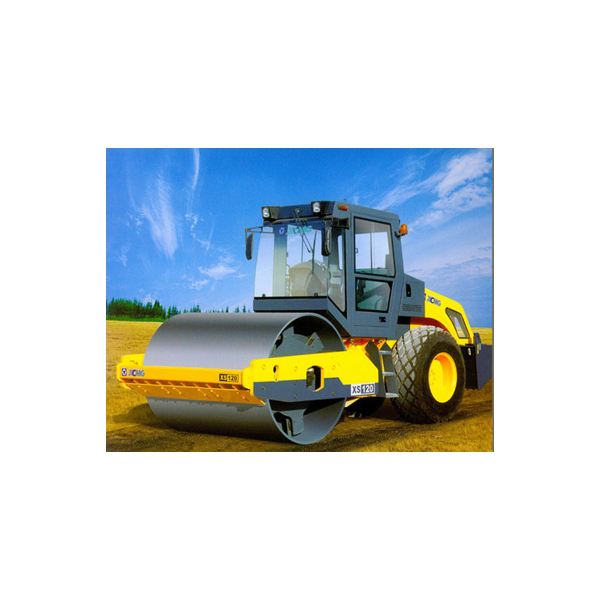 Soil Compaction Equipment - The Road Roller