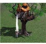 The Sims 3 tree house prank