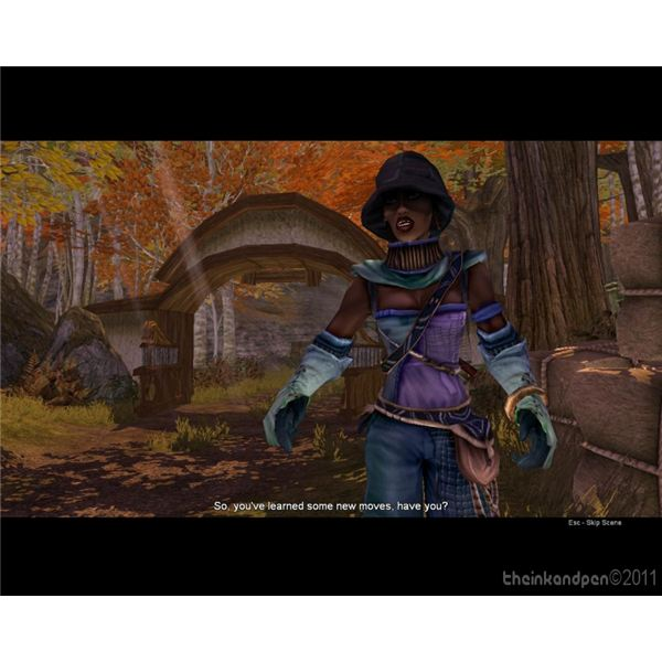Fable Lost Chapters: Whisper