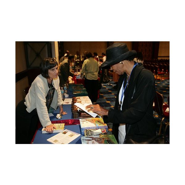 Many Voices 2007 Book Signing