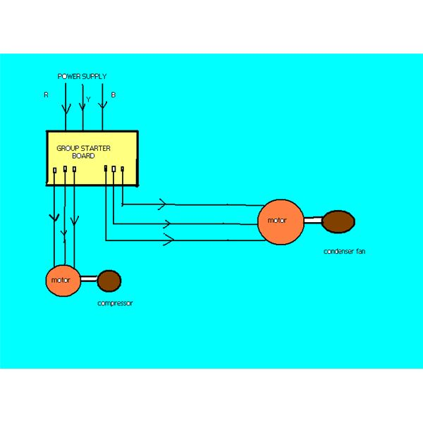 10 simple electric circuits with diagrams air conditioning circuit asfbconference2016