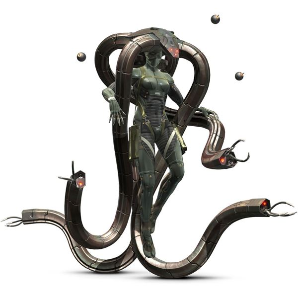 Metal Gear Solid 4 - Laughing Octopus Boss Strategy
