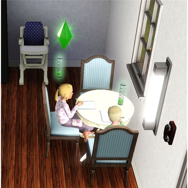 Guide to The Sims 3 Kids Moodlets