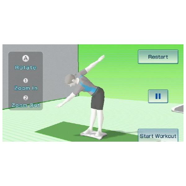 Best Strength Exercises - Wii Fit