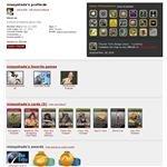 Kongregate Social Profile
