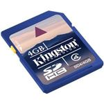 Kingston SDHC Memory Card
