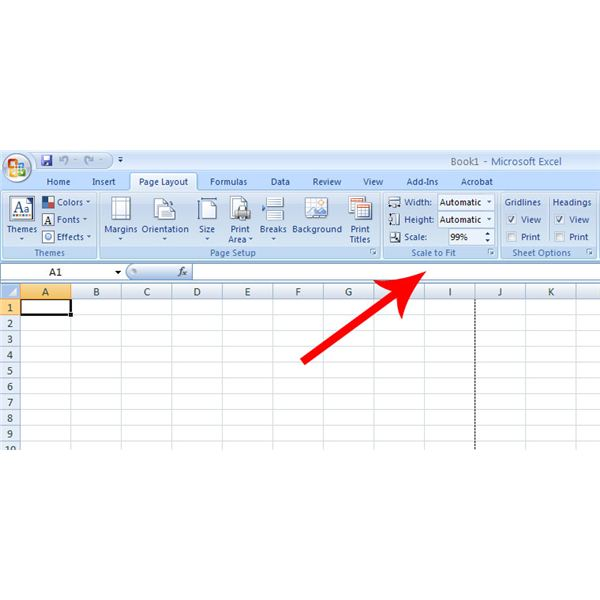 Microsoft Excel 2007 Or 2010 Not Printing Cell Borders Heres How