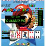 Mario Poker screenshot