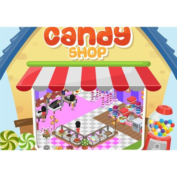 Candy Shop When it comes to cooking games ...