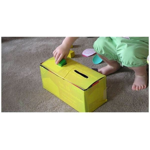 Adapted Shape Sorter