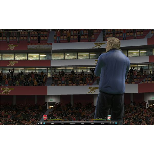 FIFA Manager 10 Walkthrough - Staff And Scouting