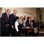 Obama signs health care law