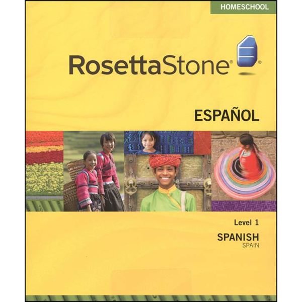 Rosetta Stone is a great program though it may be too expensive for families.