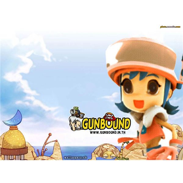GunBound Free-To-Play MMO Review