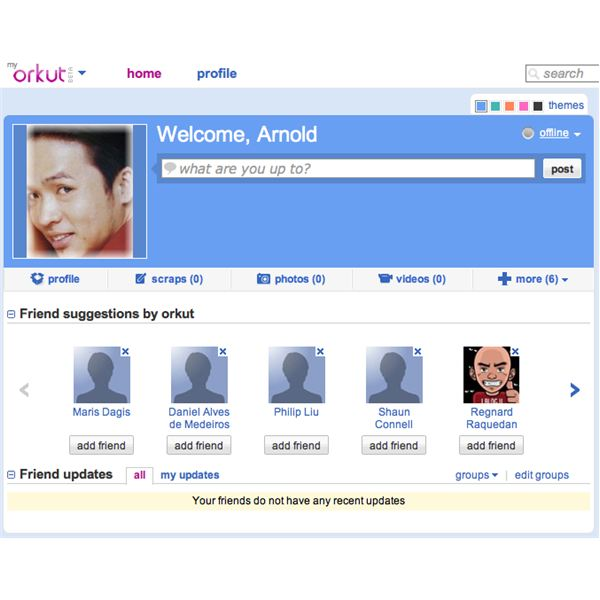 Social Networking Orkut