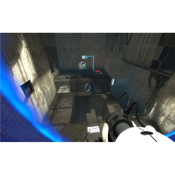 Portal 2 Walkthrough - Test 6 - Chapter 1