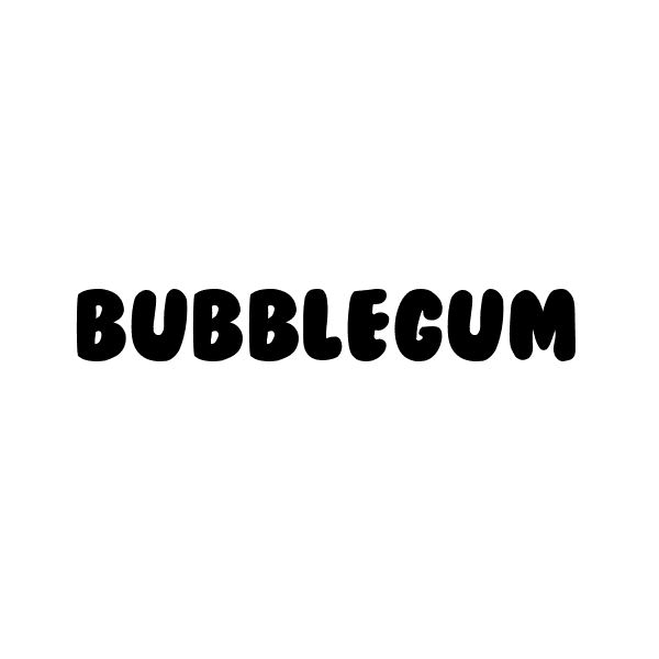 Bubble Letter Fonts 17 Free For Business Or Personal Use