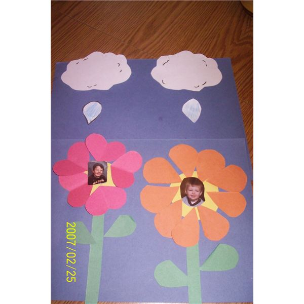 April Showers Bring May Flowers Activities And Crafts