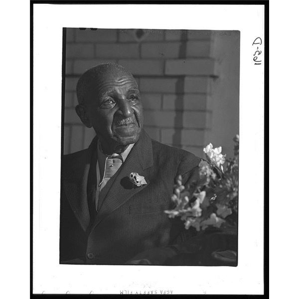George Washington Carver in 1942
