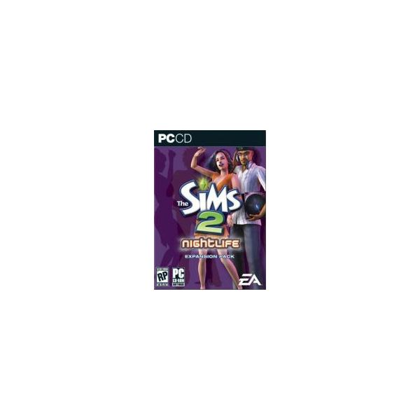 PC Gamers The Sims 2: Nightlife